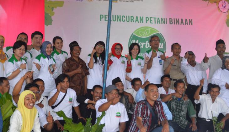 Faperta UGM-PT HERO Launching Produk Petani Binaan MERBABU