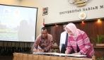 UGM Menandatangani MoU dengan KOPERTIS Wilayah II