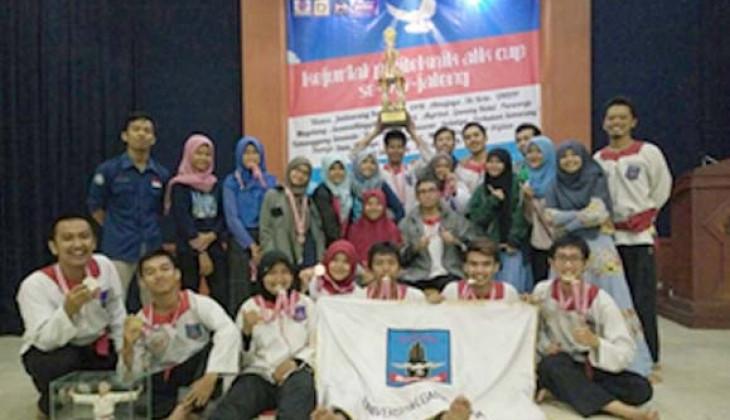 Merpati Putih UGM Juara Umum Pencak Silat Se-DIY dan Jateng