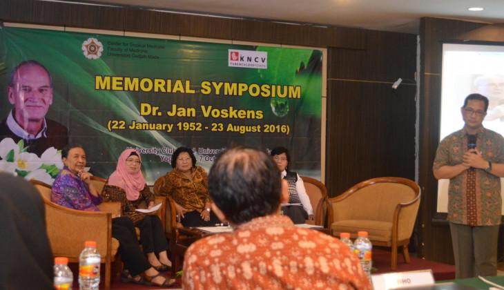 Jan Voskens dan Pengendalian TB di Jogjakarta