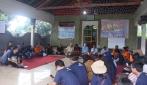 Masyarakat Kintamani Apresiasi EWS UGM