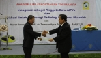 Kepala Rumah Sakit Kepresidenan Dilantik Menjadi Anggota Baru AIPYo