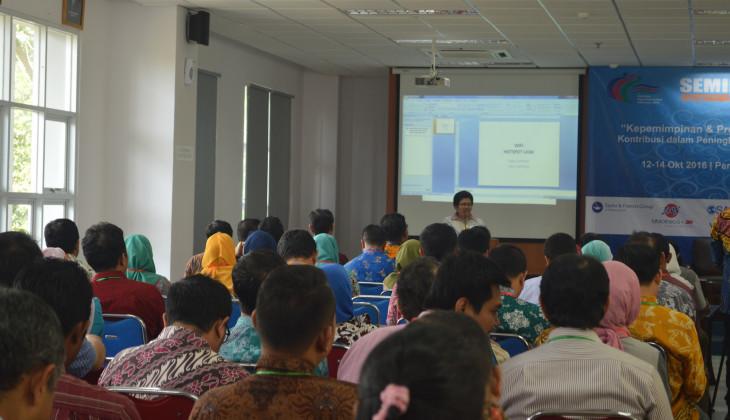Perpustakaan UGM dan FPPTI Gelar Acara Tahunan Semiloka Kepustakawan
