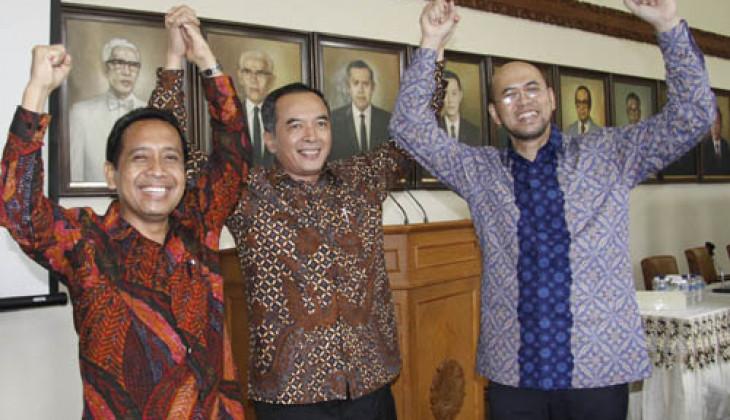 Tiga Calon Rektor Lolos Tahap Berikutnya
