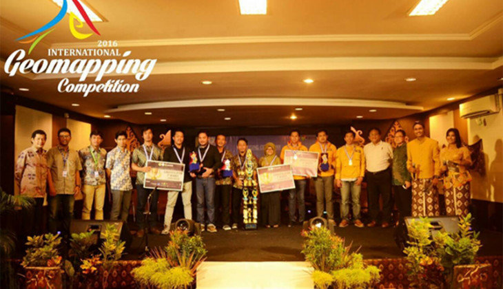 UGM Juara International Geomapping Competition