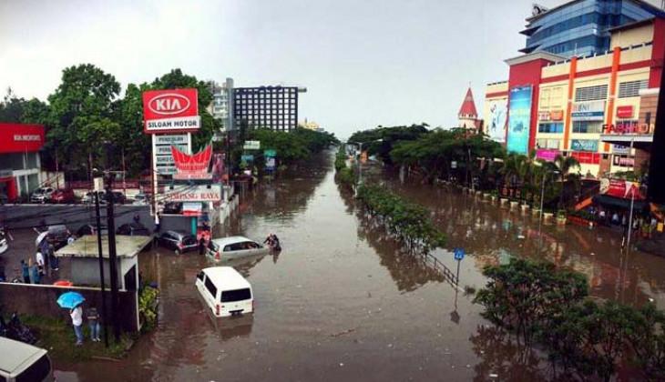 IABI: Banjir Bandung Akibat Konversi Lahan DAS Citarum