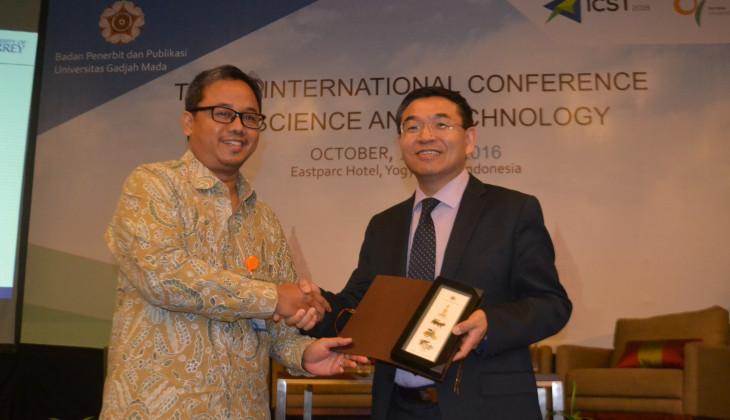 UGM Gelar Konferensi Internasional Bidang Sains