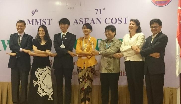Tim Mino di ajang teknologi se-ASEAN, YEASL