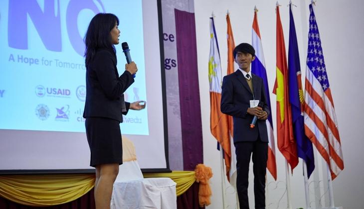 Tim UGM Juara Dunia Inovasi Ketahanan Pangan