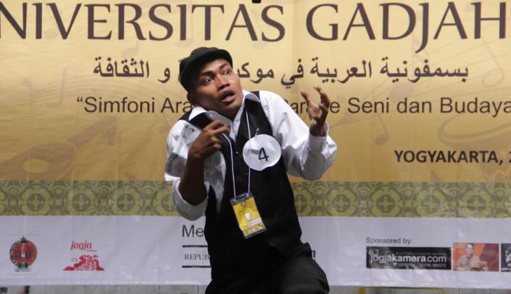 FIB Kembali Menggelar Festival Budaya Arab