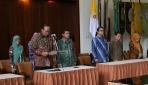 9 Pejabat Struktural Baru di UGM Resmi Dilantik