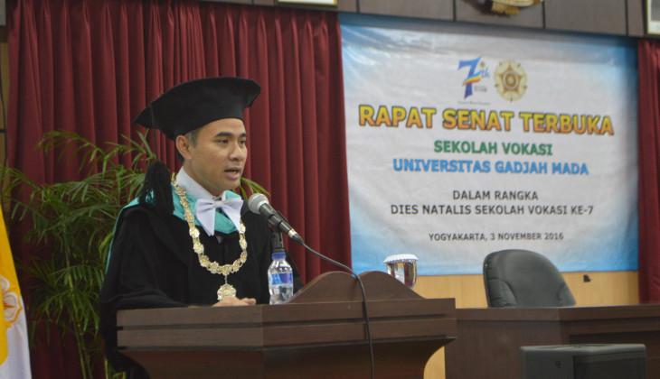 Sekolah Vokasi Percepat Pembentukan Prodi DIV
