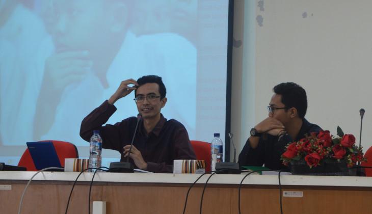 Diskusi SOREC Mengajak Kaum Muda Menafsirkan Kembali Semangat Sumpah Pemuda