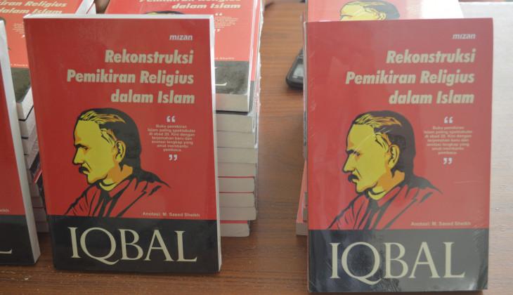 Fakultas Filsafat Bedah Buku Karya Muhammad Iqbal
