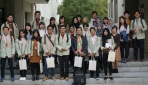 20 Mahasiswa Pariwisata Belajar Budaya di Jepang
