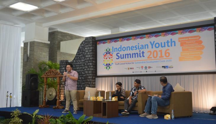 Meningkatkan Peran Pemuda Untuk Mendukung Pencapaian Target SDGs