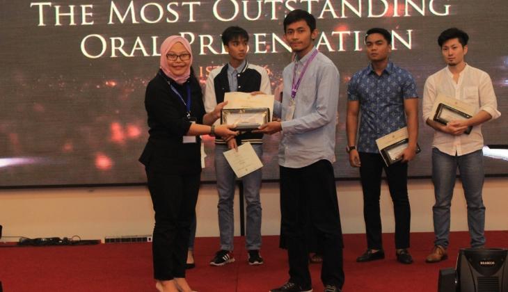 Mahasiswa SV UGM Menang ISTS 2016