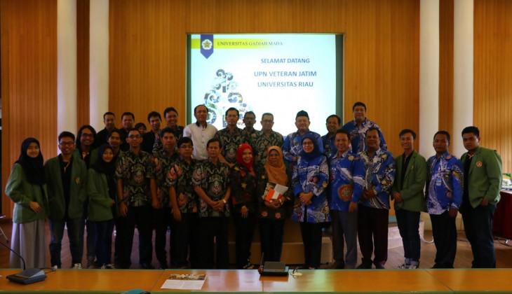 UNRI dan UPN Jawa Timur belajar PKM di UGM