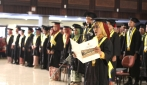 UGM Mewisuda 386 Lulusan Diploma