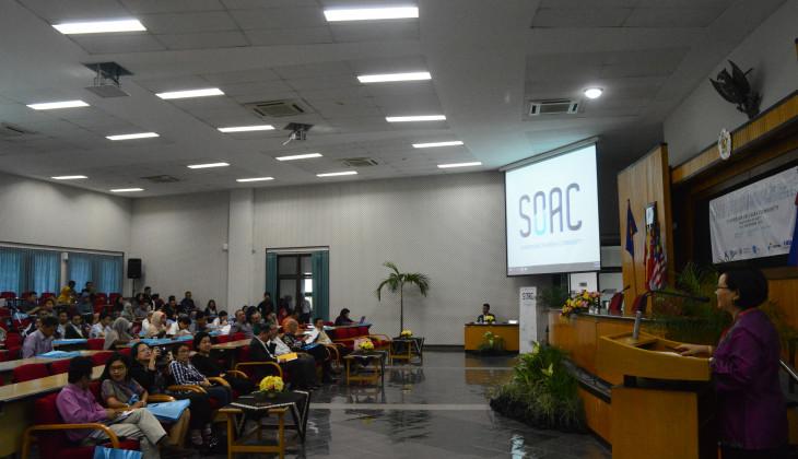 Mengulas Berbagai Persoalan MEA di Symposium on ASEAN Community