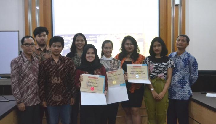 Mahasiswa UGM Meraih Juara Umum dalam FDI Moot di Argentina