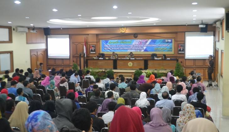 Indonesia Kekurangan Tenaga Informasi Geospasial