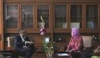 Dubes Inggris Mengagumi Budaya Toleransi Indonesia