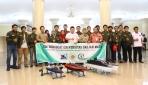 Tim Roboboat UGM Berlaga di Kontes Kapal Cepat Tak Berawak