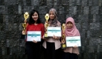 Mahasiswa Profesi Fakultas Farmasi UGM sukses menyabet seluruh juara dalam kategori advance Pharmanova 2016.