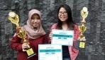 Mahasiswa program sarjana Fakultas Farmasi UGM  meraih juara 2 dan juara 3 kategori begginer dalam Phramanova 2016.