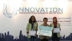"Aplikasi ""Little Tree"" Hantarkan UGM Raih Juara U-Nnovation 2016"