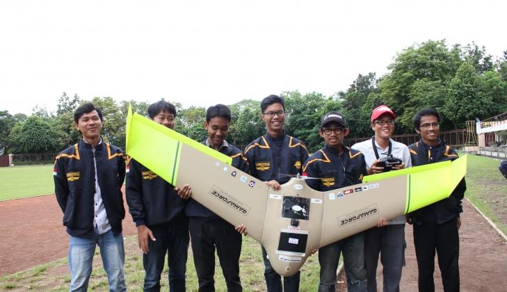 Pesawat Fiachra Aeromapping
