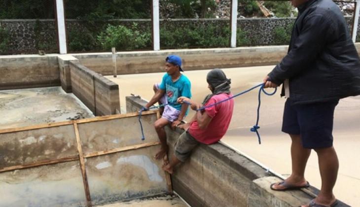 Micro-bubble, Generator Solusi Pencemaran Air di TPST Piyungan