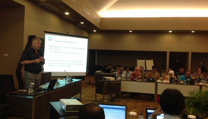 UGM Dorong Prodi Ilmu Sains Raih Akreditasi Internasional