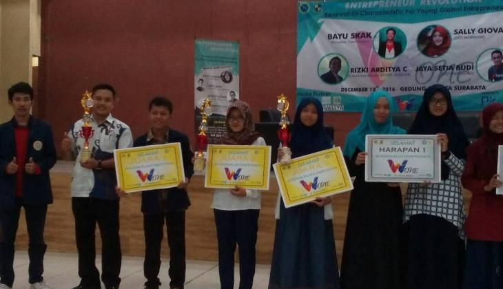 Mahasiswa UGM Menang Kompetisi Business Plan Nasional