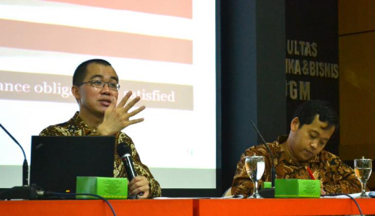 Indonesia Gunakan IFRS untuk Standar Akuntansi