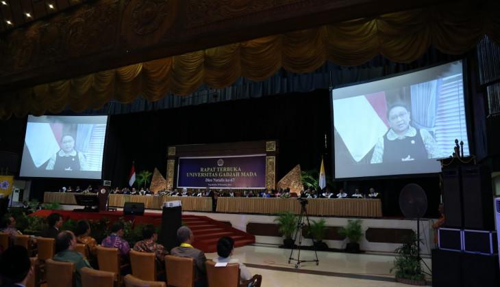Retno Marsudi Raih Anugerah HB IX Award