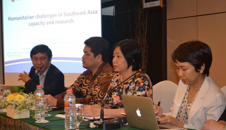 Aksi Kemanusiaan Lintas Negara Jadi Tantangan Bagi ASEAN
