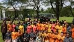 Mahasiswa Internasional UGM Tampil di Borobudur Cultural Feast 2016
