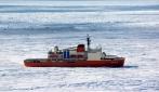 Peneliti UGM Tiba di Antartika
