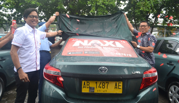 UGM Luncurkan Aplikasi Pesan Taksi