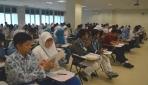 Kompetisi Hari Pertama Dimulai dengan Ujian Tertulis