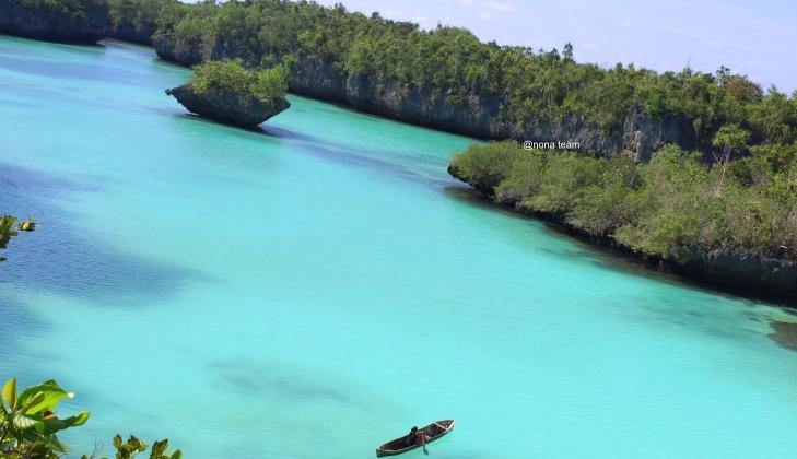 Mahasiswa UGM Ungkap Potensi Wisata Bahari Pulau Bair