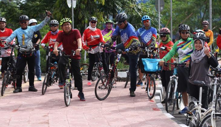 Mensesneg: Pemerintah Perlu Menyediakan Infrastruktur bagi Pesepeda