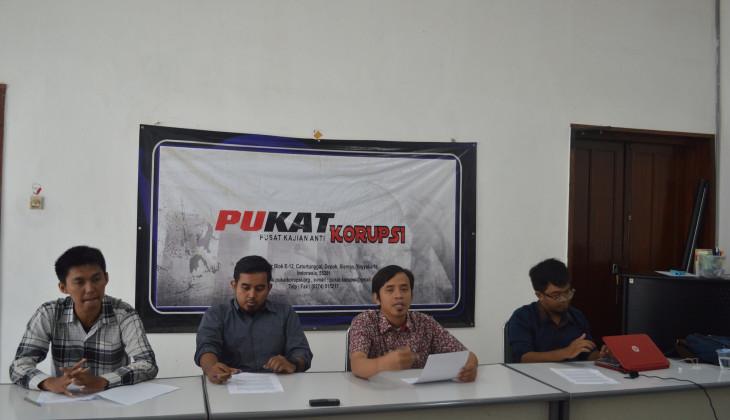 Kinerja Pemberantasan Korupsi 2016 Masih Lemah