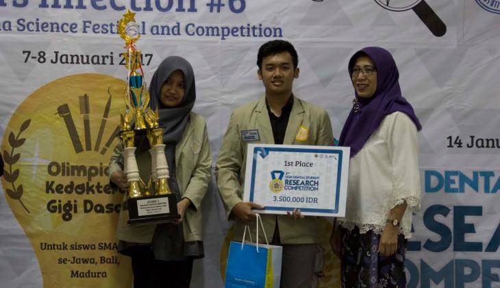 Sisik Gurami Antar Mahasiswa UGM Raih Penghargaan di Tingkat ASEAN