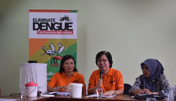 2017, Kasus DBD di Yogyakarta Mencapai 53 Kasus