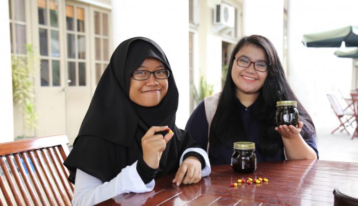 Obat Anti Inflamasi Daun Imer dan Meniran Inovasi Mahasiswa UGM