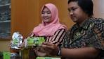 Mahasiswa UGM Olah Daun Sukun Jadi Teh Obat Ginjal