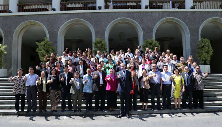 Menyiapkan Pemimpin melalui Internasional Deans Course